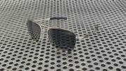 Kacamata Oakley Deviation Silver Black