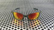OAKLEY X Squared XTreme Matte Grey Lens Fire Polarized